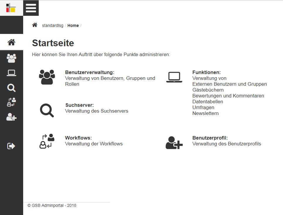 GSBAdmin_Screenshot-geschuetze-Bereiche