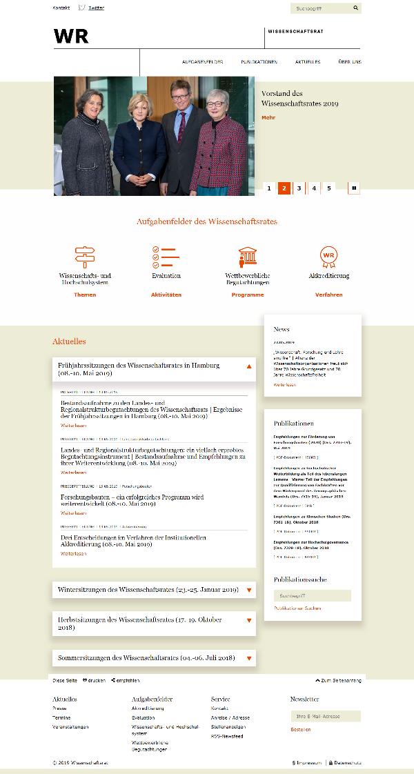 www.wissenschaftsrat.de